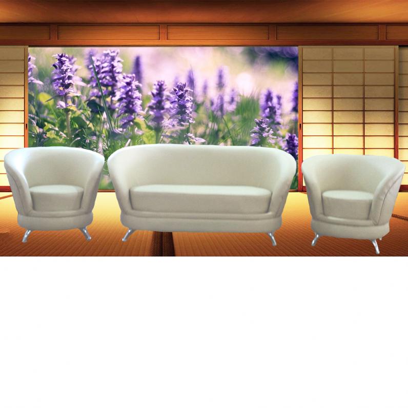 Малогабаритный диван Джулия с креслами