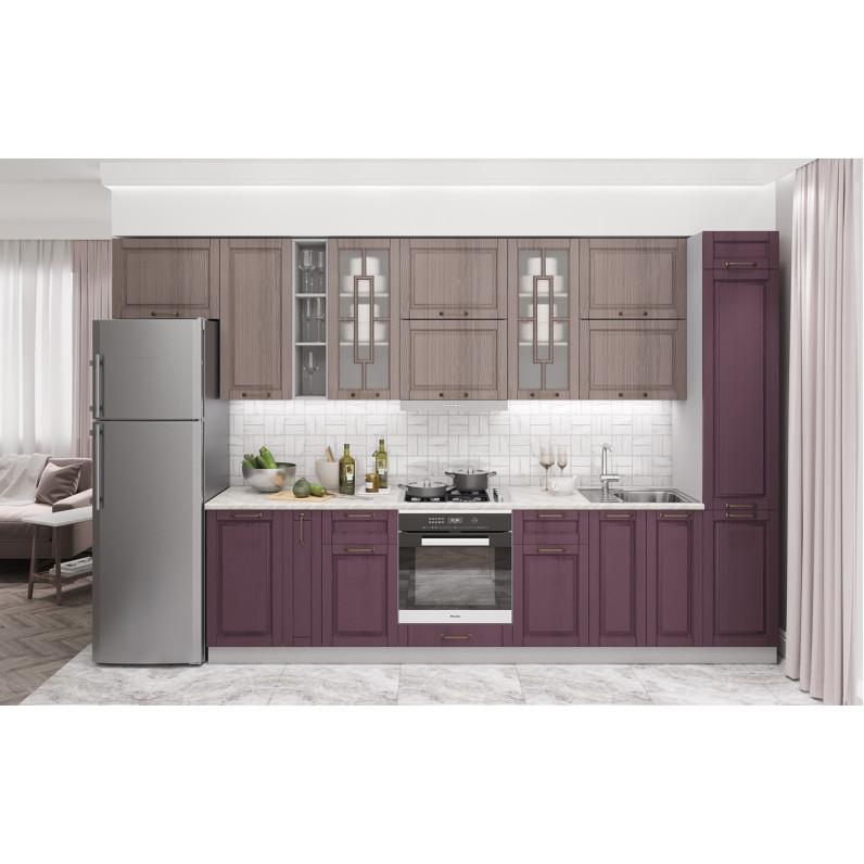 Кухня Гарда пурпур капучино