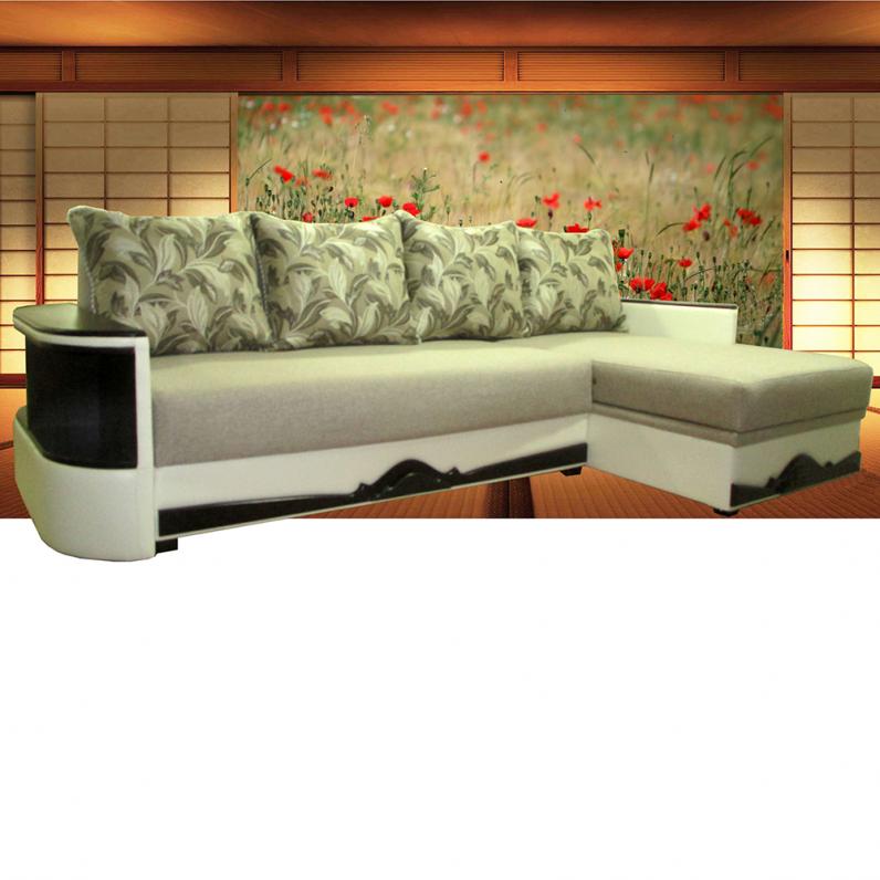 Мягкий диван-уголок Соната