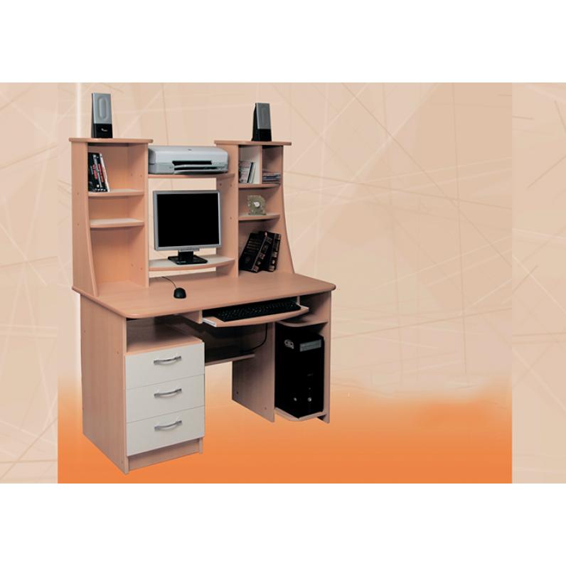 Стол компьютерный Лидер 2