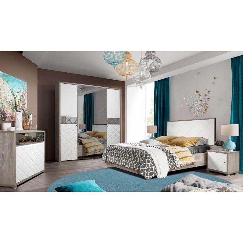 Спальня Кристал комплектация №1