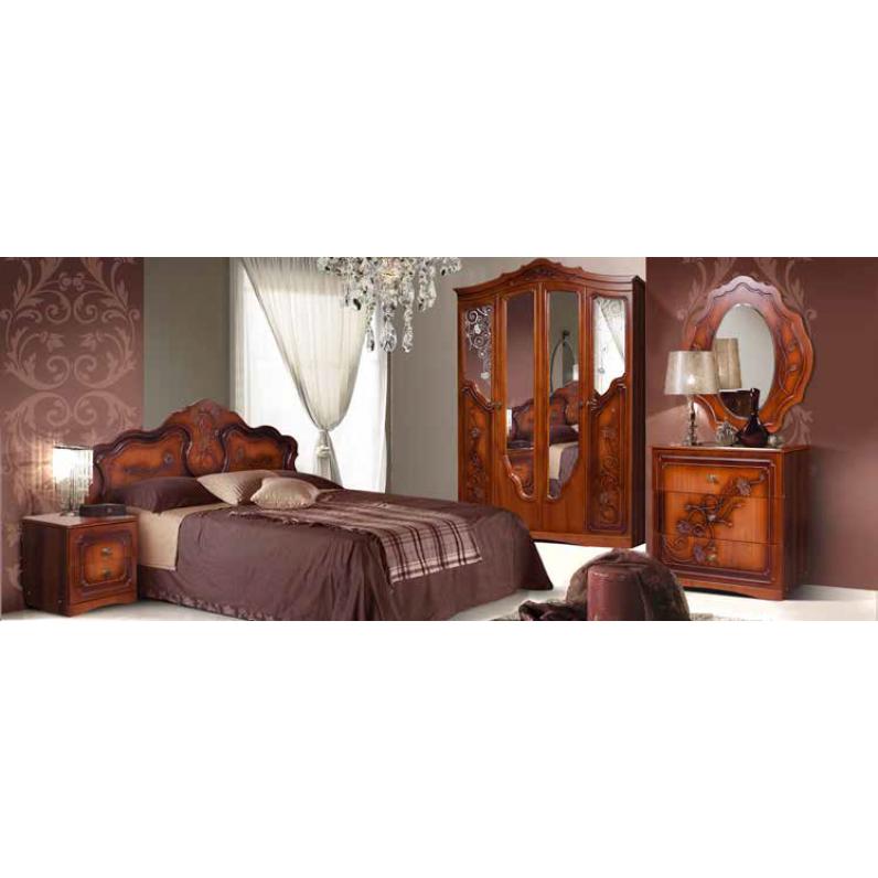 Спальня Мелани 2 орех